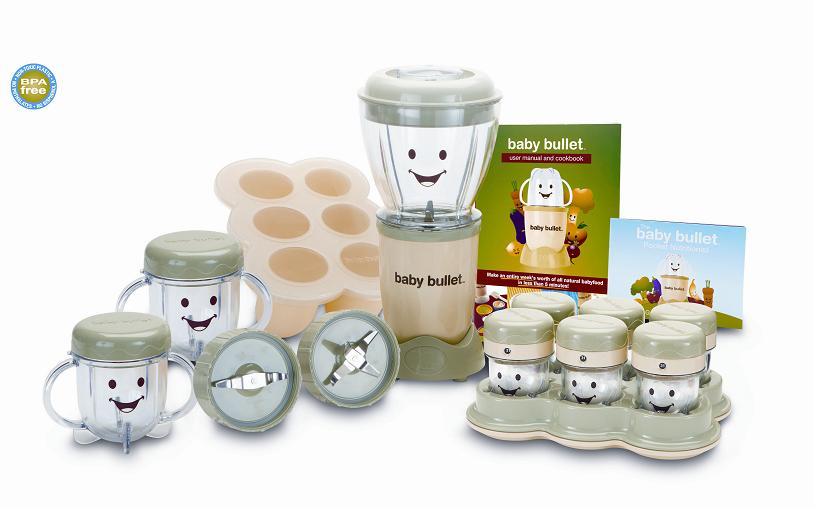 غذاساز کودک بيبی بولت Baby Bullet