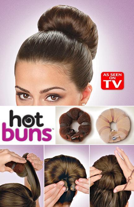 خرید تل موی هات بانز hot buns