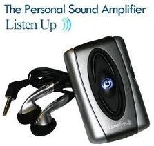 تقویت کننده صدا  لیسن آپ listen up