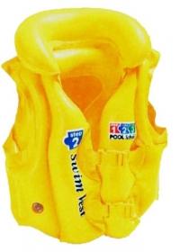 جلیقه زرد 3-6 سال (58660)