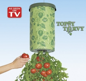 ابزار کاشت گوجه فرنگی Topsy Turvy