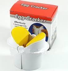 تخم مرغ شکن Egg Cracker