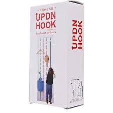 آویز کیف و کلاه پشت درب  Up Down Hook