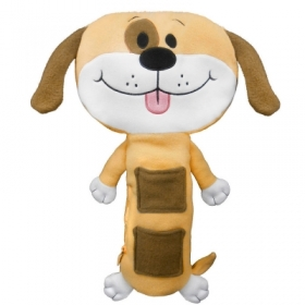 عروسک سیت پت مدل سگ Seat Pets The Dog