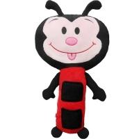 عروسک سیت پتس مدل کفشدوزک Seat Pets The Ladybug