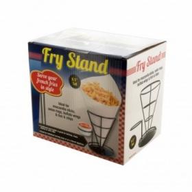 استند سرو سیب زمینی The fry stand