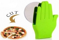 برش زن پیتزا طرح دست