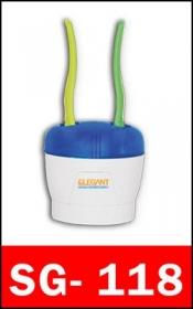 جا مسواکی 2 تایی ضد میکروب و ضد باکتری Elegant SG-118