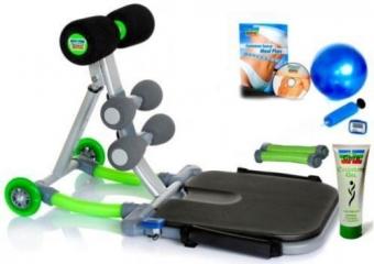 دستگاه ورزشی توتال کور با لوازم Total Core