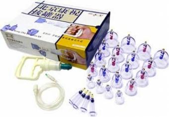 دستگاه بادکش 24 لیوان Cupping Therapy